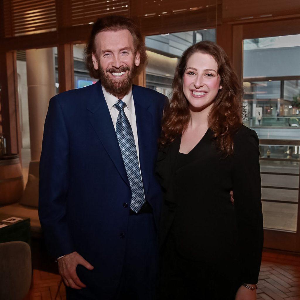 gerald kornreich and amber kornreich photo - Kornreich & Associates marital law firm - Miami Florida