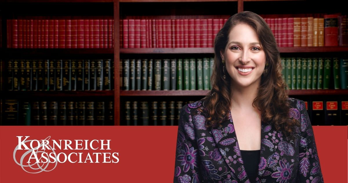 Amber Kornreich - Partner, Kornreich & Associates marital and family law firm